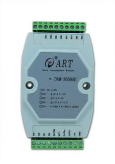 供应RS485数据采集模块DAM-3058AH