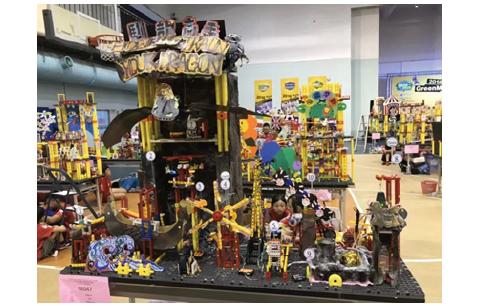 上海丽积玩具有限公司案例