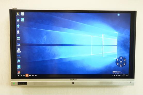 评测 |2018款鸿合HiteVision新V系列商用交互平板面面观