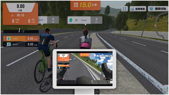 技术赋能提高中学体育教学的科学性 ——奥图码数位健身方案解析