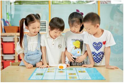 玛塔创想推出3-5岁无屏幕编程启蒙新品及教育解决方案