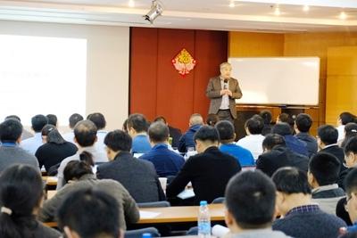 嘉兴市教育信息化领导力专题研讨班顺利举办