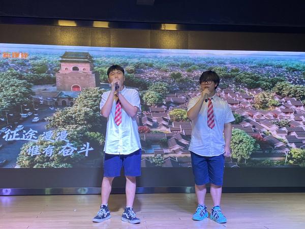 """""""记忆留夏,见证成长""""——广州市为明学校国际部举行期末散学典礼"""