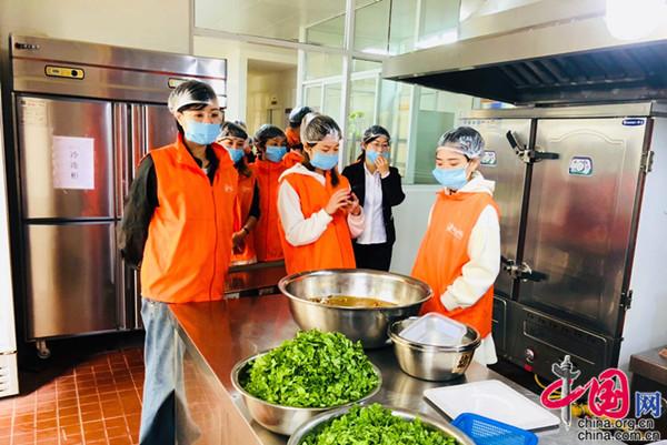 株洲一幼儿园成立伙委会 将食品安全落到实处