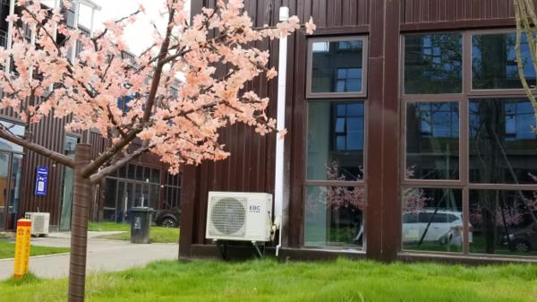 """商用空间空气环境解决方案领创者 EBC英宝纯打造""""氧吧电竞馆"""""""