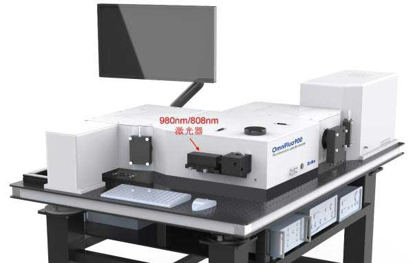 荧光光谱仪在稀土上转化发光材料测试方向的应用