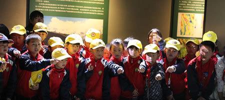 丽江师范高等专科学校举办小学师生进校园深度体验活动