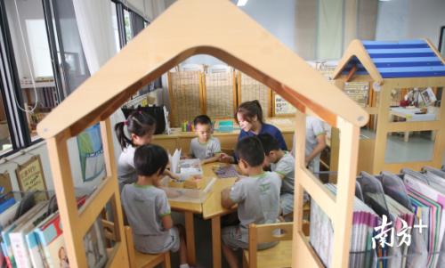 深圳推进学前教育工作:明年将投入超百亿元 严把准入关