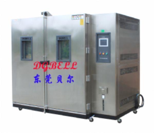符合UN38.3标准的恒温恒湿试验箱