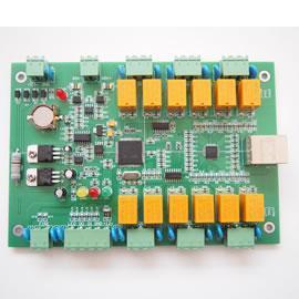 梯控分控器AQX-T6