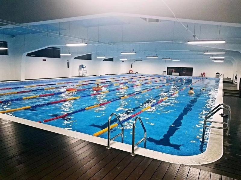 诺亚钢结构装配式游泳池
