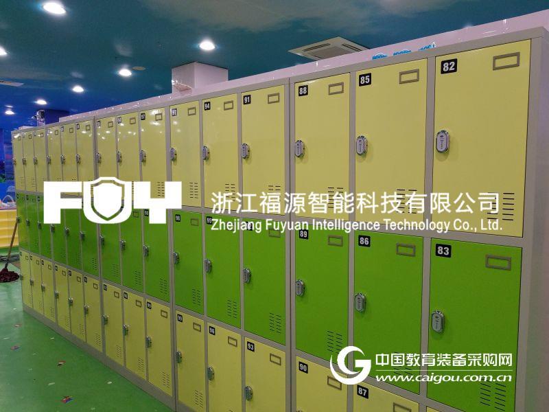学校寄存柜 学生储物柜及校园快递柜的注意事项-福源