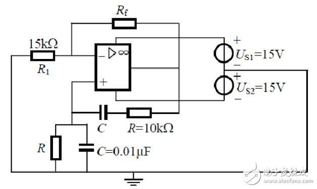 正弦信号产生电路