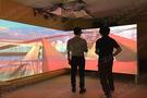香港理工大学-L-Space沉浸式CAVE系统