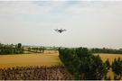EcoDrone®无人机大田遥感测量