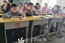 1500套课桌椅送到云南贫困学校