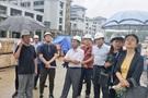 合肥市政府副秘书长调研市青少年综合实践基地建设