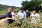 甘肅農業大學領導實地調研校外科研基地建設