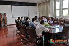 河南城建学院领导到土木与交通工程学院调研指导工作