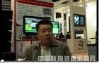 视频采访傲威高科技系统(北亚洲)有限公司首席代表郑直