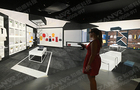 VR应用--服装设计实训系统