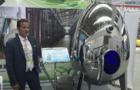 西安永兴机械亮相银川国际葡萄酒设备技术展