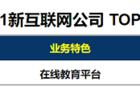 """""""2021新互联网公司TOP300""""榜单出炉:VIPKID实力上榜 位列在线教育第一"""