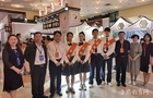 芜湖高级职业技术学校航空学子助力上海教育博览会