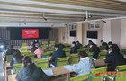 甘肃民族师范学院纪委召开新任领导干部任前廉政谈话会议