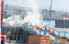 """西南医科大学建设工程项目开展 """"消防、防汛、防疫""""综合演练"""