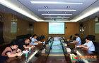 赣南医学院宣传部部长廖志平参加支部学习活动