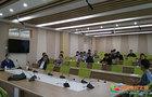 甘肃民族师范学院副校长张宏主持召开学生线上缴费平台使用培训会议