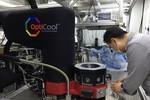國內首臺超精準全開放強磁場低溫光學研究平臺-OptiCool于清華大學交付使用