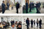 山西工程科技职业大学党委书记张主社深入二级学院调研