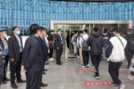 河南工学院领导深入课堂检查学生返校开学工作