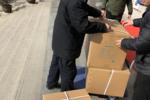 千里援鄂爱心企业向抗疫地区捐56万元物资
