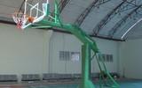 广西体育器材生产厂家  手动液压篮球架多少钱