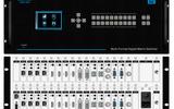RENSTRON按键型16*16高清数字混合矩阵切换器RHS-1616按键混插单路板卡4K无缝切换
