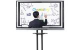 智慧黑板 多媒体交互触摸教育教学一体机