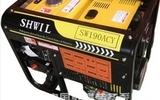 190A柴油發電電焊機 野外應急發電電焊機