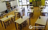 北京市中關村第三小學工程案例校用桌椅