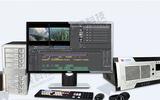 廣告及數字電影方案非線性編輯系統