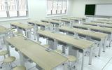 天智厂家直销物理实验室实验台 防静电物理实验桌椅