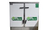 商用炊事設備山西24層蒸飯柜電熱蒸飯車蒸飯機電蒸箱