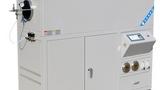 河南成儀實驗室設備 實驗室專用1100度大口徑真空管式爐