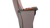 大型会议厅椅 VIP椅 剧院椅 厂家可定制折叠排椅 DC-6161
