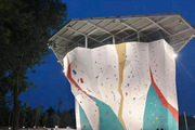 北京体育大学开设校园攀岩项目
