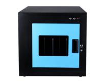 迪美視全自動刻錄打印系統P8600-DVD 自動光盤刻錄機 監控視頻集中刻錄打印一體化