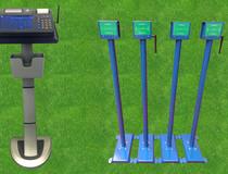 足球运球测试仪