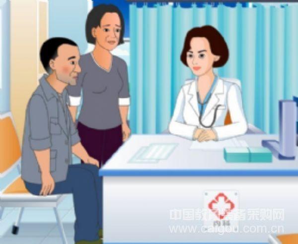 标准化PBL教学实验——心衰类疾病与水肿